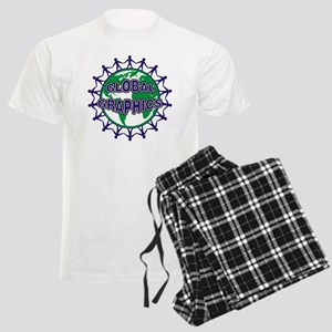 Global Graphics 1 Men's Light Pajamas