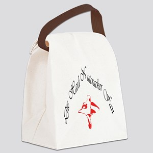 Nut_fan copy2 Canvas Lunch Bag