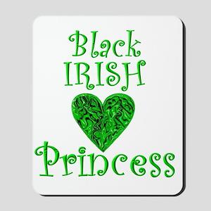 2-black_irish_princess_1 Mousepad