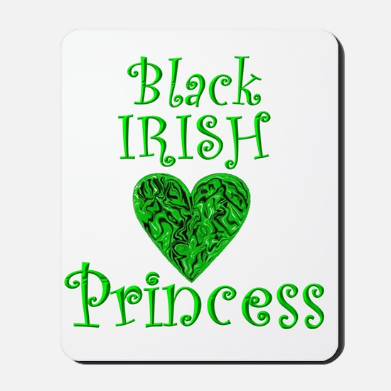 2-black_irish_princess_1 Mousepad