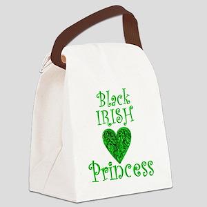 2-black_irish_princess_1 Canvas Lunch Bag