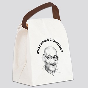 WWGD? Canvas Lunch Bag