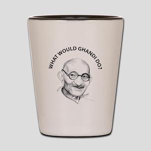 WWGD? Shot Glass