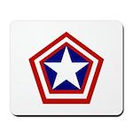 General America Mousepad