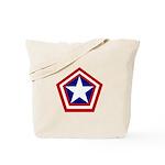 General America Tote Bag