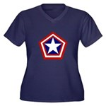General America Plus Size T-Shirt