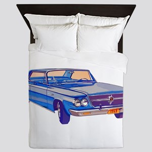 1963 Chrysler Saratoga Queen Duvet