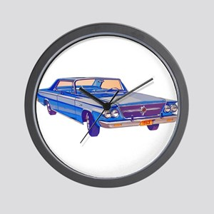 1963 Chrysler Saratoga Wall Clock