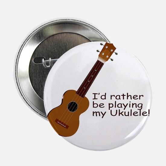 """ukuleletshirt 2.25"""" Button"""