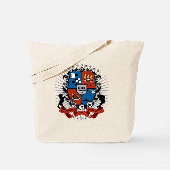 pax_comm_east11_grey Tote Bag
