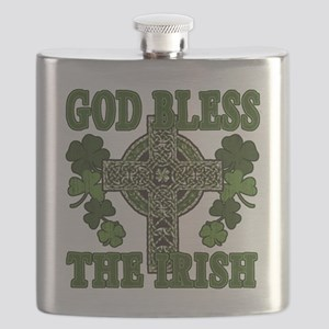 god bless Flask