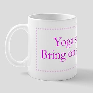 2-YogaSchmoga Mug