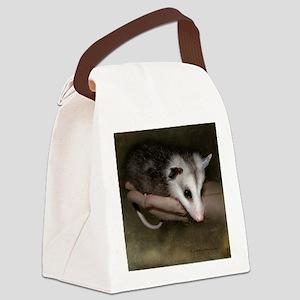 Possum child SQ 10 Canvas Lunch Bag