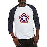 General America Baseball Jersey