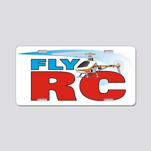 FLYRC Aluminum License Plate