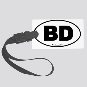 BD_Oval Large Luggage Tag