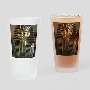 mask Drinking Glass