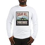 Sugar Hill Smokehouse Logo Long Sleeve T-Shirt