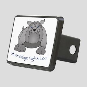 bulldoglight Rectangular Hitch Cover