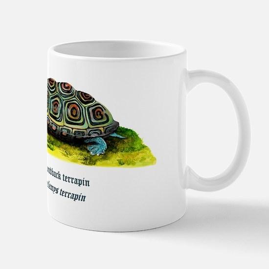 Diamondback Terrapin Mug
