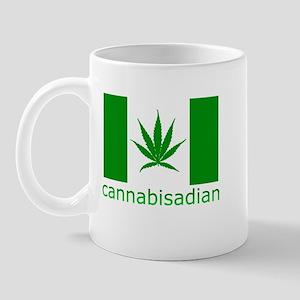 Cannibisadian Mug