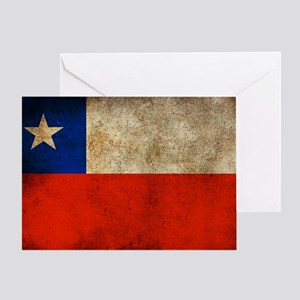 Chile Greeting Card