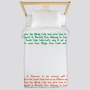 ssi song Twin Duvet