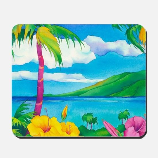 Sunny MauiSquare Mousepad
