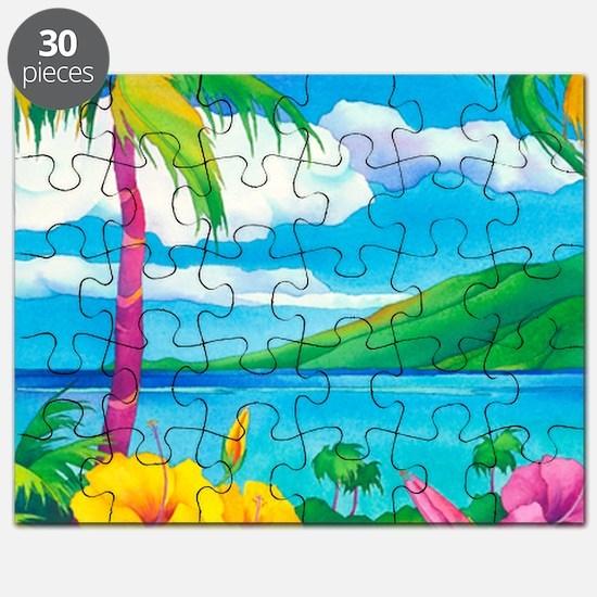 Sunny MauiSquare Puzzle
