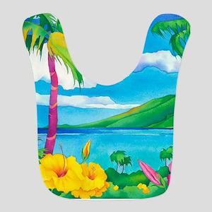 Sunny MauiSquare Bib