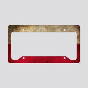 Polsk License Plate Holder