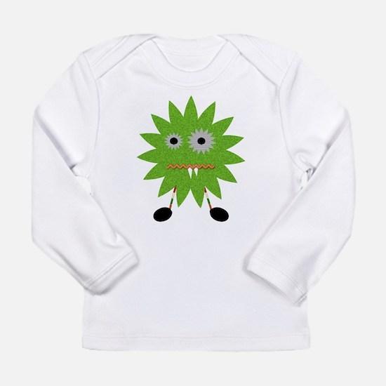 Adorable Boy Monster Long Sleeve T-Shirt