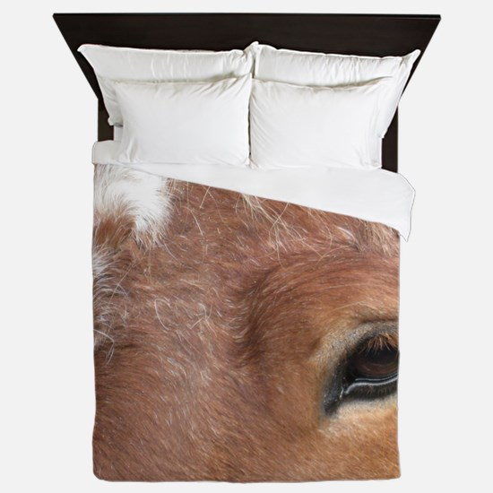 Niki shirt Queen Duvet