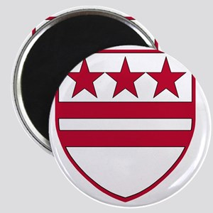 George Washingtons Coat of Arms Magnet