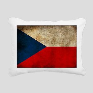 Czech Rectangular Canvas Pillow