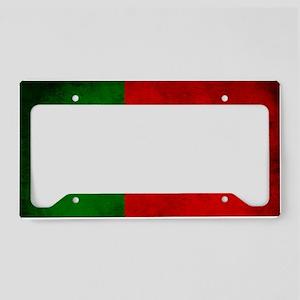Portugal License Plate Holder
