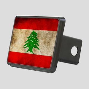 Liban Rectangular Hitch Cover