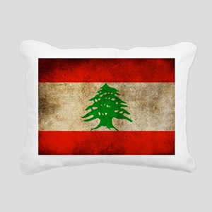 Liban Rectangular Canvas Pillow