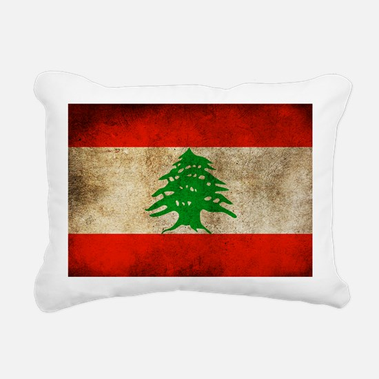 Liban Rectangular Canvas Pillow