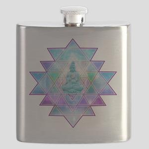 cosmic_Sri_Yantra1 Flask
