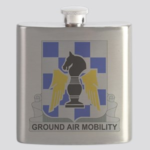 DUI - 82nd Aviation Regiment Flask