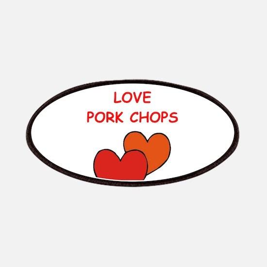pork,chop Patches