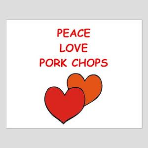 pork,chop Posters
