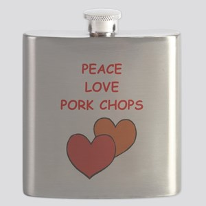 pork,chop Flask