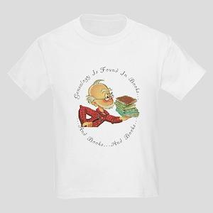 Ancestral Detective Kids Light T-Shirt