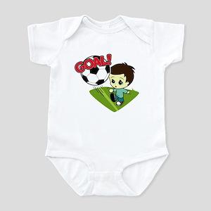 Soccer Boy Infant Bodysuit