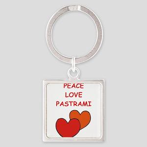 pastrami Keychains