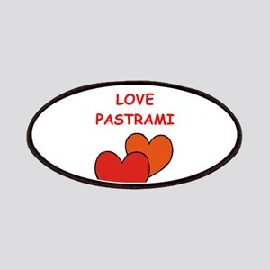 pastrami Patches