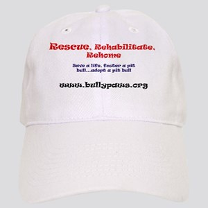 bully paws 3Rs Cap