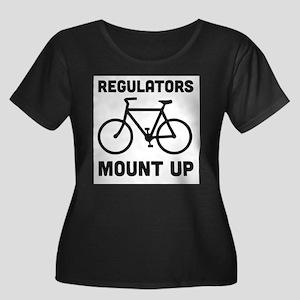 Regulators Mount Up Plus Size T-Shirt